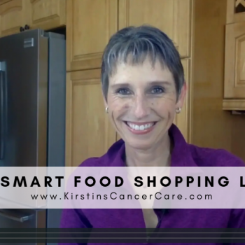 The Smart Food Shopping List